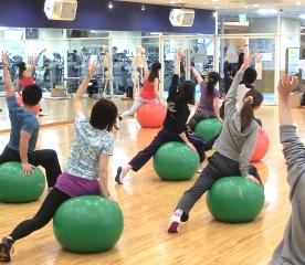 大きなGボールを使ったグループ指導実践プログラム【東京】