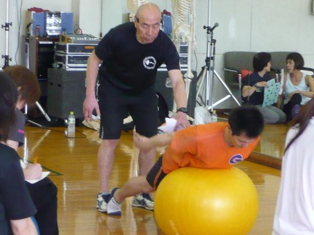 中高齢者の筋力アップのためのコンディショニング&トレーニング【千葉・流山】