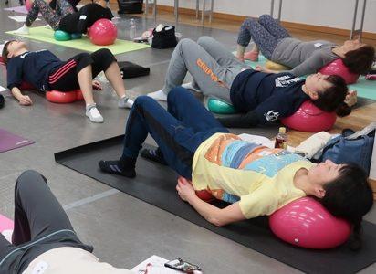 ギムニク30の活用法 + JSAボールエクササイズ  一般向け体験レッスン【福岡】