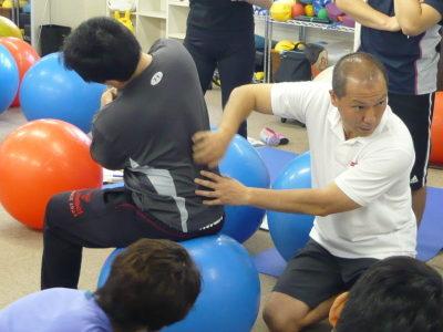 Gボールを活用するためのヒューマンサイエンス(人間科学)理論①【名古屋】