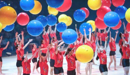 第16回 世界体操祭(World Gymnaestrada)